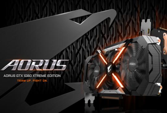 技嘉科技力推 AORUS 電競品牌,魔競娛樂旗下網紅擔任代言