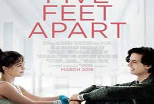 只想好好活下去之「愛上觸不到的你」-Five Feet Apart