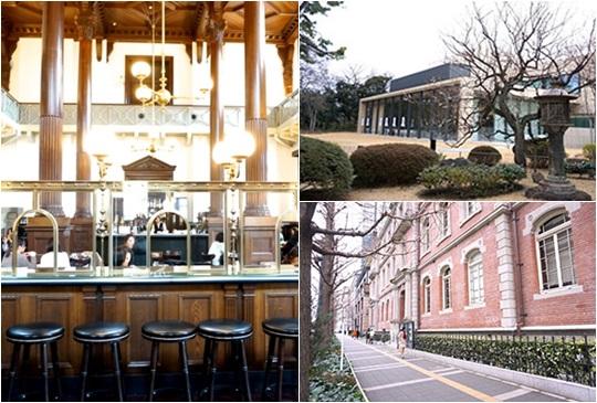 是美術館也是咖啡店!令人流連忘返的東京4大秘境!