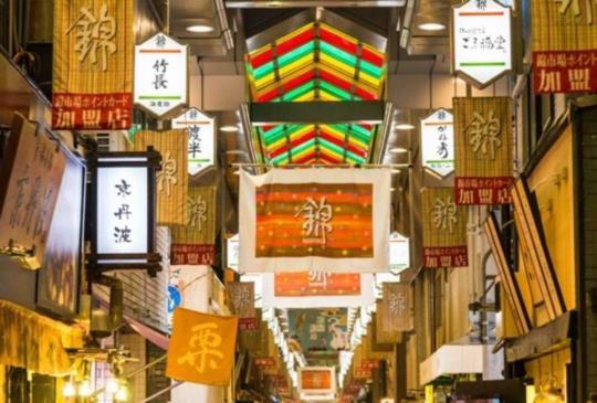 【食慾之秋的前哨戰‧精選五大日本必逛傳統市場】