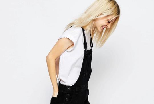 【永不退流行的簡約黑白穿搭,人氣名模教妳如何穿出最有型的裝扮!】