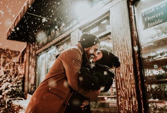 冬天是適合戀愛的季節,你找到自己的愛情了嗎?