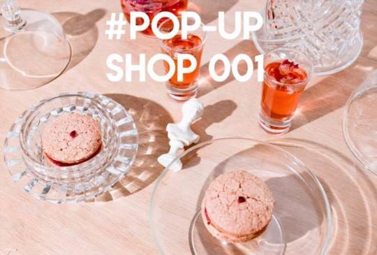 母親節排隊美食甜點-法式【HUA. POP-UP SHOP 】