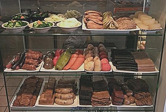 健康風蔬菜拼盤滷味。六張犁 樂業廚房