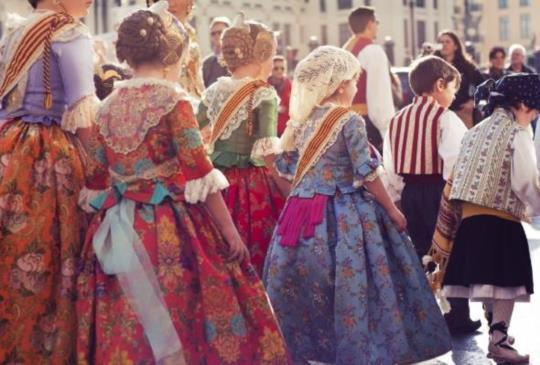「Hola!」西班牙年度招牌慶典大蒐集