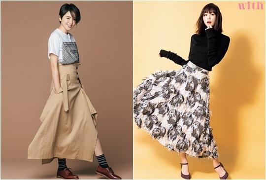 有這件裙裝就是時尚!日本女神長澤雅美、桐谷美玲心機穿法