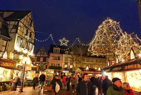 【法國】一同前往童話般的耶誕城鎮