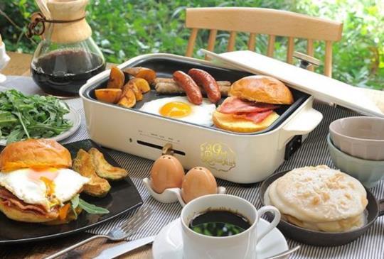【日本‧廚房必備的超可愛實用家電,燃燒你的料理魂】~愛做菜特搜
