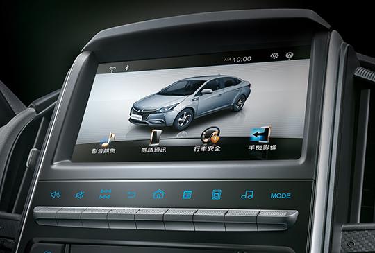 NVIDIA 攜手 LUXGEN,共推高階車用娛樂資訊系統