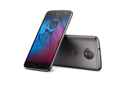 Motorola 平價 moto g5S 系列在台開賣