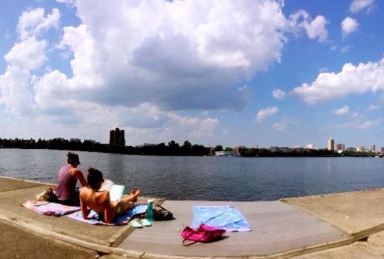 【美國波士頓】讓人無法不愛上的查理斯河濱公園
