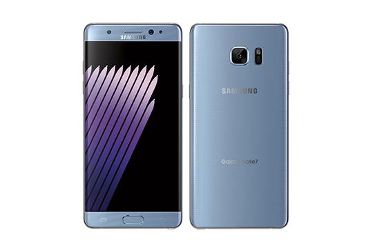 首波僅黑 / 銀 / 金三色,台灣三星 Galaxy Note 7 上市資訊與規格揭露