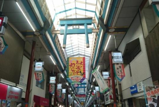 【日本。大阪】日本最長的商店街,這樣玩才夠勁!