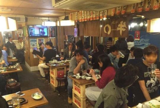 【居酒屋】在日本拼酒,沒有比「居酒屋」更適合的地方了