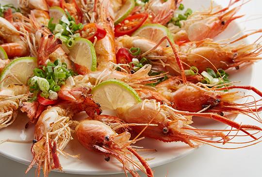 【易鼎活蝦】蝦友召集令:愛吃蝦的看過來!請你免費吃「招牌檸檬蝦」