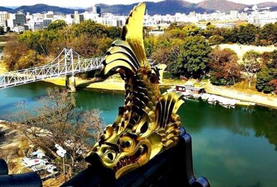 【日本】最美的三大迴遊式庭園