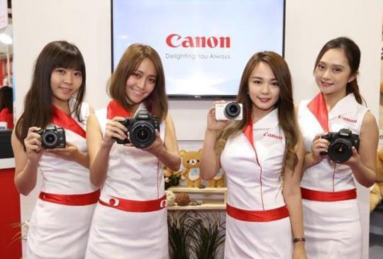 【資訊月】Canon EOS 7D Mark II 推出 WiFi 轉接器隨時分享