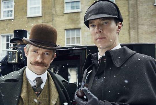 《地獄新娘》的主角不是新娘!Benedict Cumberbatch復古現代秀盡個人魅力!