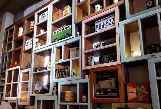 【台北松山】一點也不破爛之舒適美味工業風小破爛咖啡廳