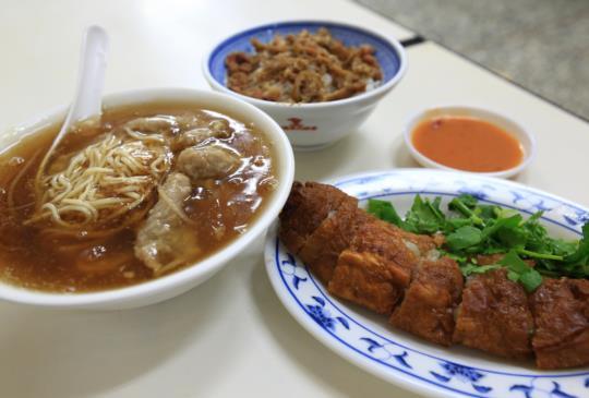 [宜蘭美食] 國宴料理~羅東肉羹番