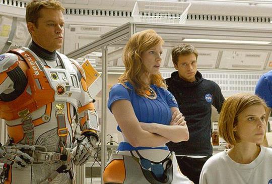 【《絕地救援》必看!2015最好看的科幻電影!】