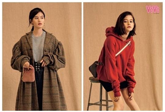 日本的千禧世代LOOK,運動風也很時尚
