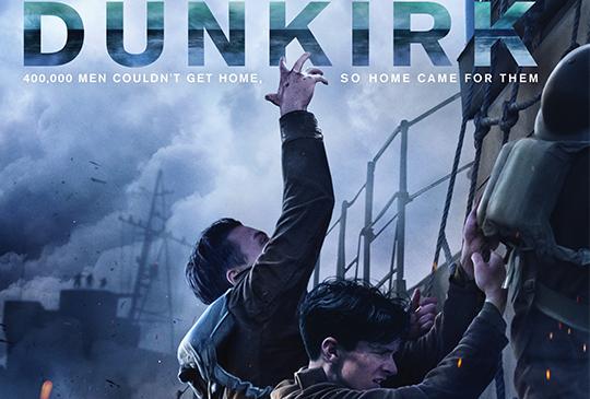 【《敦克爾克大行動》:戰爭中最大的勝利,是活著。】