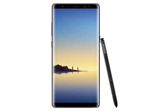 三星 Galaxy Note8 攜雙鏡頭、強化 S Pen 現身