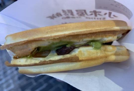 台大人的共同回憶-超美味厚鬆餅現在永康街也吃得到