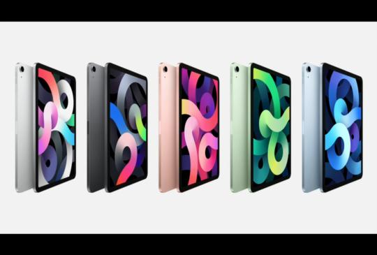 Apple 2020 秋季發表會,iPad 與 iPad Air 系列才是最大亮點!