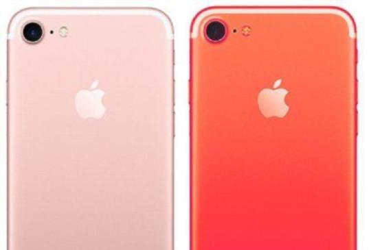 紅色 iPhone 7、128GB iPhone SE 訊息曝光,Apple 最快三月公開