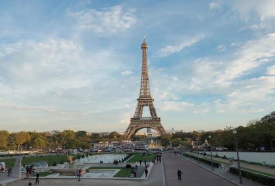 【法國】隨走法國,巴黎必遊的浪漫景點你怎麼能錯過!
