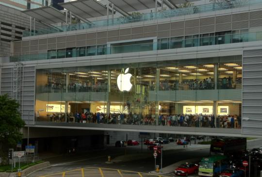 配件商 2014 年底即被要求更換包裝,台灣 Apple Store 最快 Q4 開幕