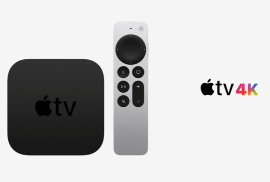 全新設計的遙控器,Apple TV 4K 2021 年式新登場
