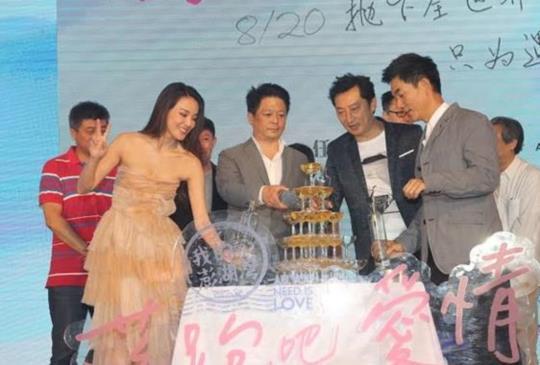 任賢齊自導自演攜手舒淇談愛《落跑吧愛情》台灣9月4日上映