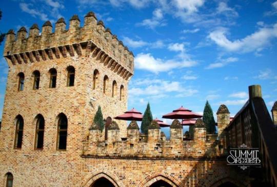 【別懷疑,5棟超夢幻的歐風城堡就位於台灣!不用出國就能體驗貴族風情】