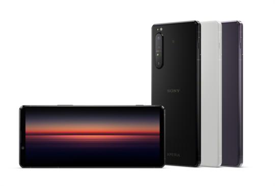 Sony發表首款5G新機Xperia 1 II、中階 Xperia10 II及Xperia PRO