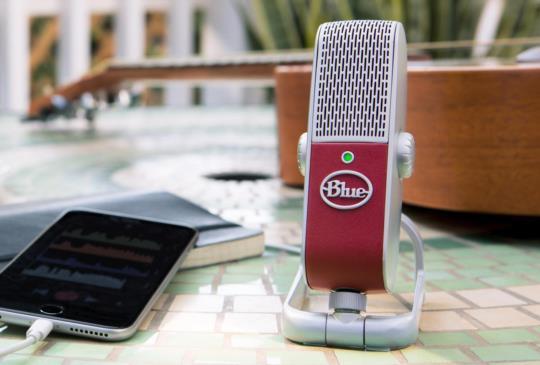 Blue Microphone 推出手機電腦兼用 Raspberry 和 Snowball iCE