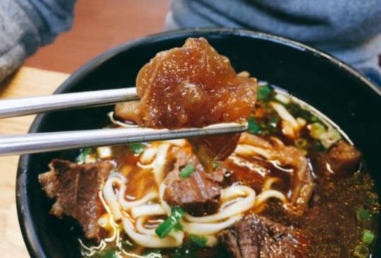 『台北』南京復興-川味紅燒牛肉麵