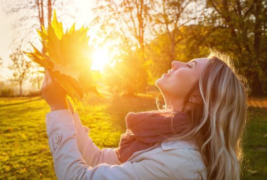 【活在當下並不會帶來快樂,但能帶來內心的平靜】