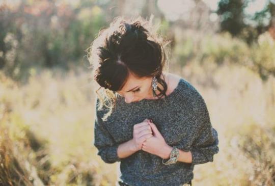 【在愛情中如果找不到一個堅持下去的理由,那就找一個重新開始的理由吧! 】