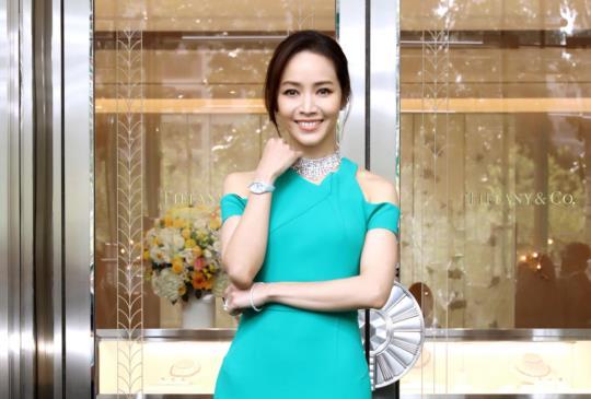 【優雅媽咪侯佩岑最愛Tiffany & Co.!全新台中大遠百專門店開幕暨2018春季高級珠寶展】