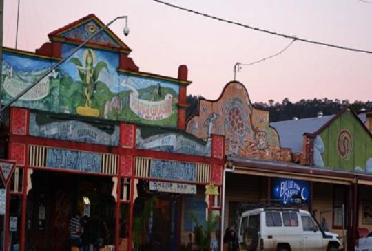 【澳洲】澳洲私密景點:魔幻的大麻村,到底有沒有賣大麻?