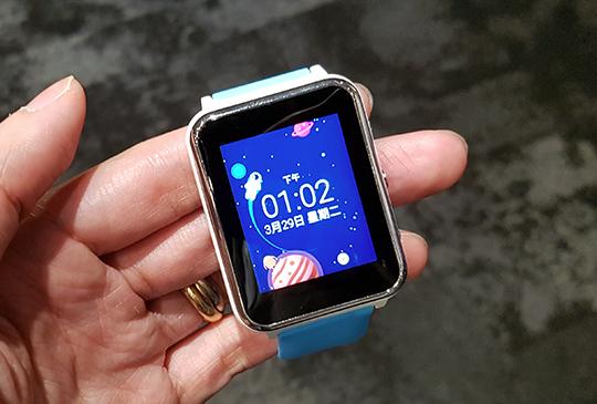 遇到危險可緊急通報,InFocus 發表兒童手錶 W201 小衛星