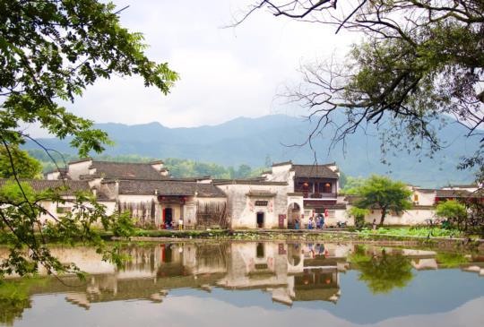 【黃山】水墨畫真實呈現 中國必造訪的山水秘境