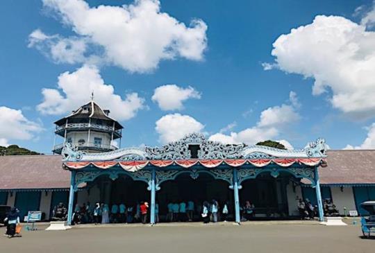 【印尼梭羅】歡迎光臨總統的故鄉-美麗的梭羅河Solo