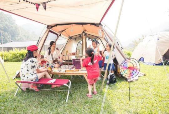 【達人帶你去露營】無需準備裝備也可以輕鬆露營