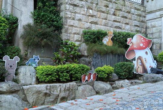 2018 綠茶蛙二日遊行程、東森山林渡假酒店夏令營活動