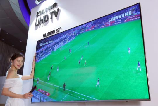 三星電子在台發表 2018 年全新旗艦 QLED 量子電視