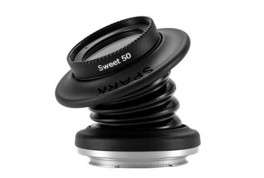 Lensbaby 推出新一代移軸鏡 Spark2.0